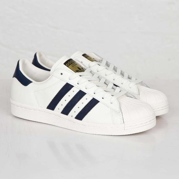 New Adidas Superstar 8s Deluxe Sneaker